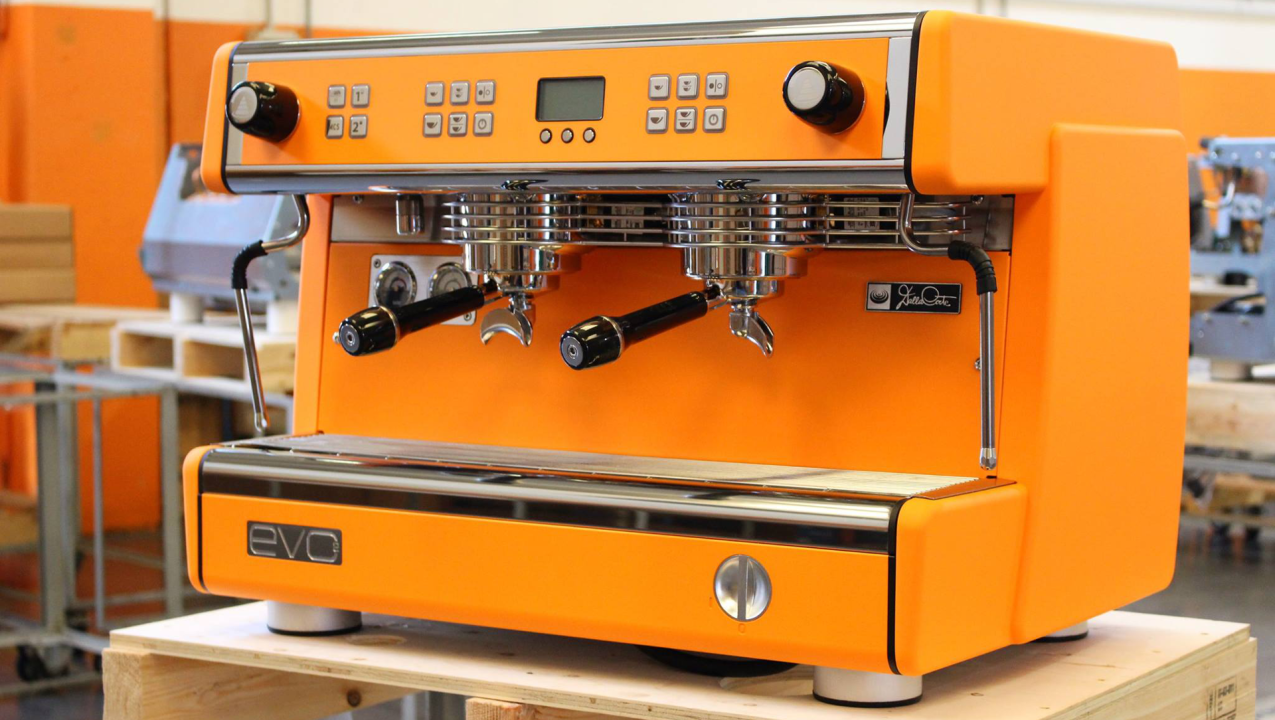 Jobbkaffe - Dalla Corte Espressomaskin