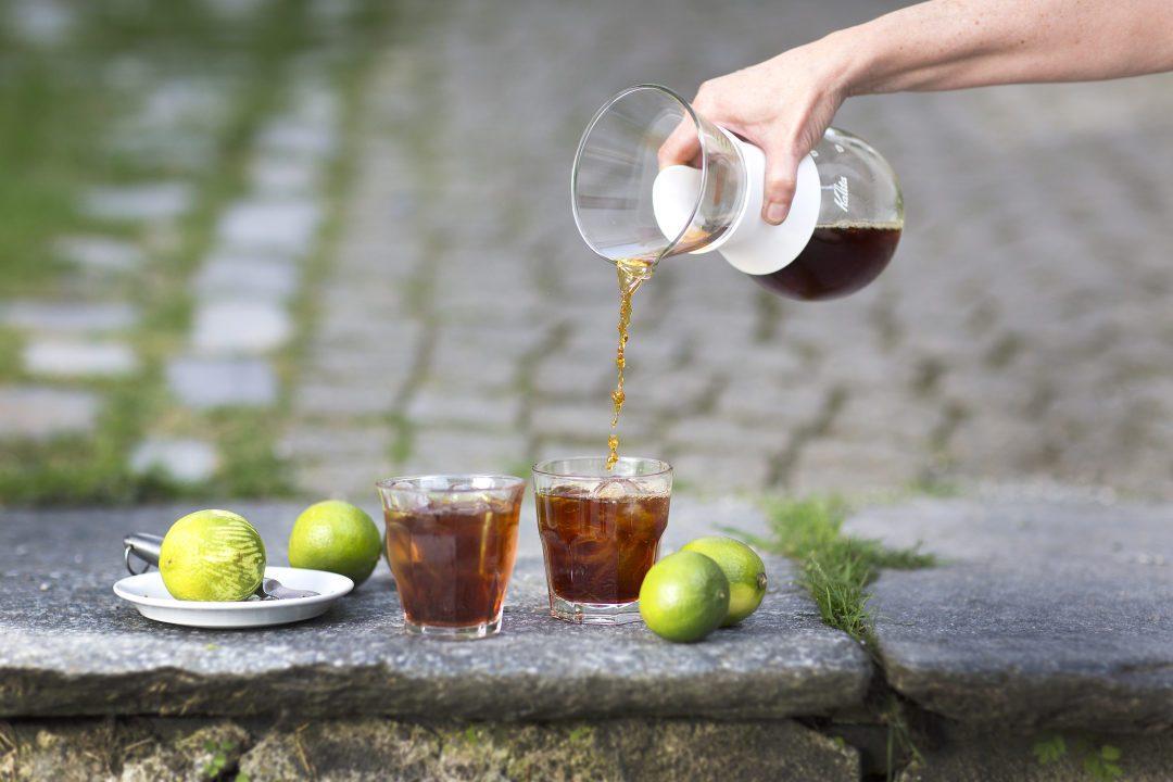 Laget av Det lille kaffekompaniet